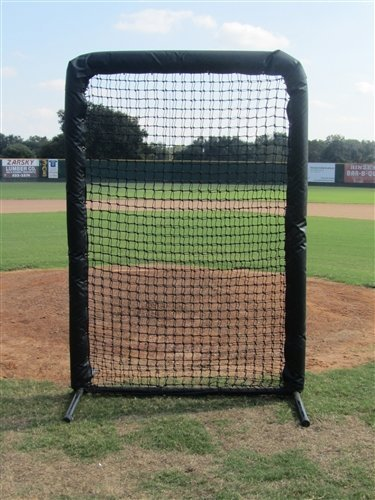 Front Toss Baseball Screen | 6' x 4' Includes Free Padding