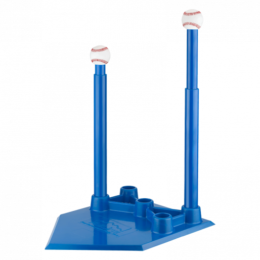 Pro 5 Position Batting Tee In Blue
