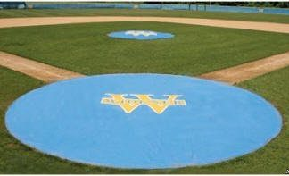 Baseball Field Tarp - baseball tarp weights