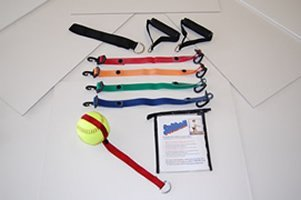 Duraband Band Softball Tubong Softball Bands Training System