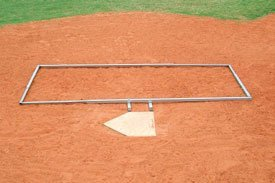 Adjustable Batters Box Template