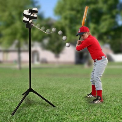 Heater Big League Soft Toss Machine