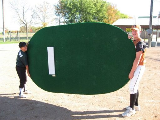"6"" Full Feature Portable Mound 
