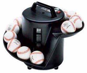 Easy Soft Toss Softball & Baseball Pitching Machine
