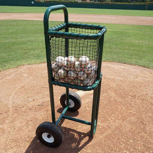 Pro Ball Cart Oversize No Flat Tires - Baseball Caddy