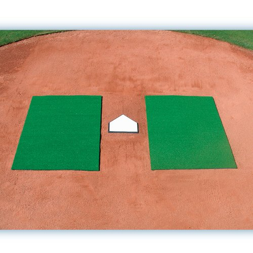 Pro Turf Baseball Mats In 2 Pc. Sets
