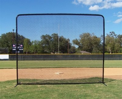 Oversize Economical Baseball Field Screen | 8' x 10' -0