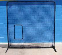 Softball 7' x 7' Softball Pitcher's Screen-8927