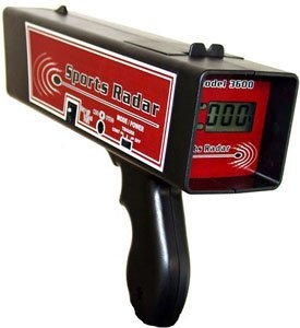 Sport 3600 Radar Gun With Optional Display Kit-9072