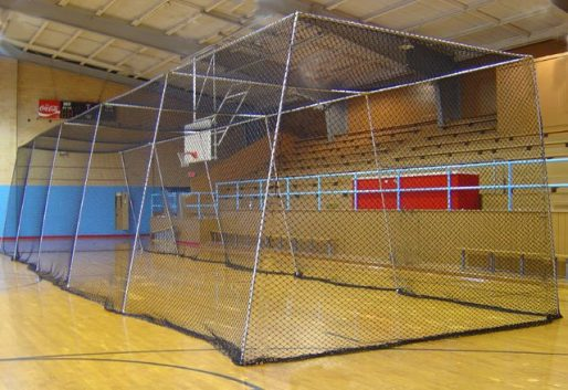Portable Batting Cage Kits PLUS Free Pitcher's L Screen