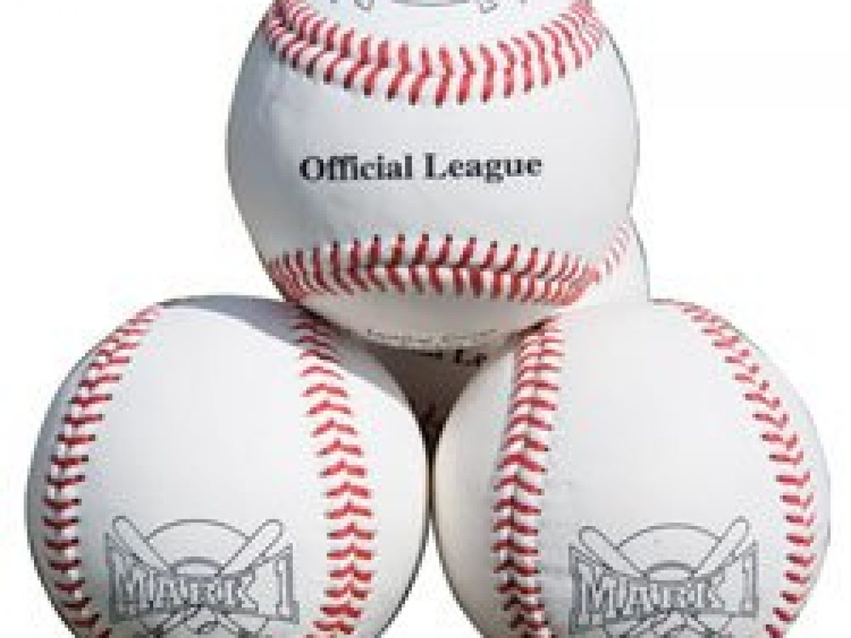 Practice Baseballs Case of 12 Baseball Improved Grip Leather Baseball with High Raised Seam Competition and Tournament Grade Bulk Baseballs CRS-1 Premium Quality Baseball Ball with Easy