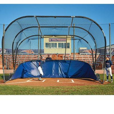 Bubba Elite Batting Cage & Replacement Parts