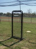 Batting Cage Door | Fits Any Batting Cage Net
