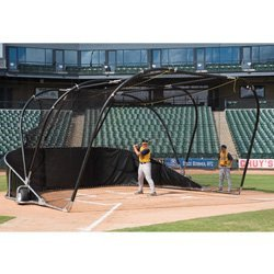 big bubba & bubba elite batting cage rolling baseball turtle replacement parts