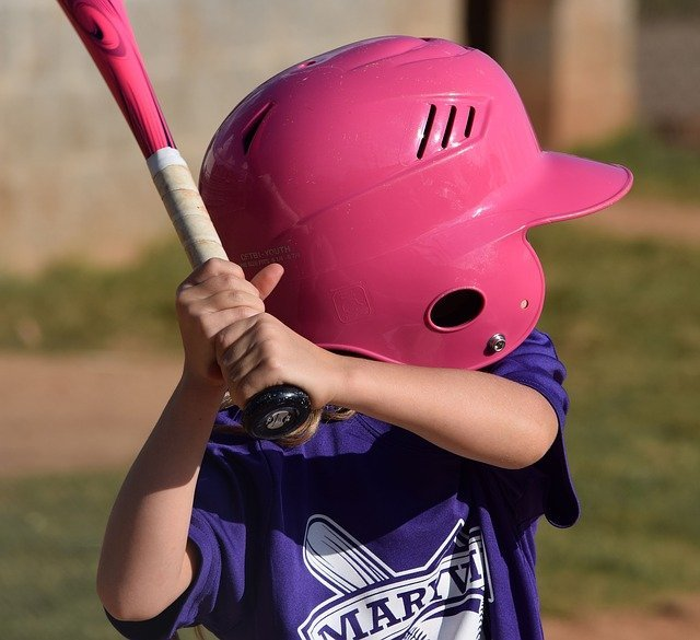 youth baseball batter waiting for the pitch - how much is too much? - young athletes