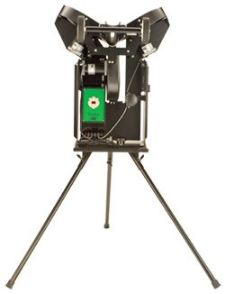 Triple Play Programmable Automatic Pitching Machine | 3 Wheel