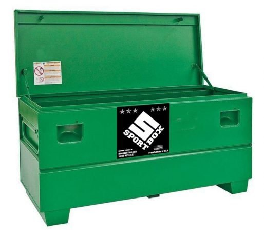 SPORT BOX - Our Exclusive Sports Equipment Storage Box In 4 Sizes