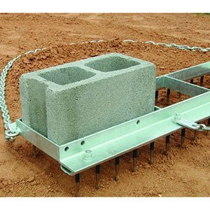 2-Way In Field Drag & Leveling Drag | Add Concrete Block For Extra Digging Power