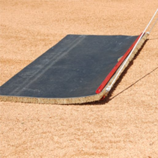 Cocoa Drag Mats In 3 Sizes   Side View