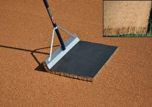 Infield Finishing Cocoa Mop