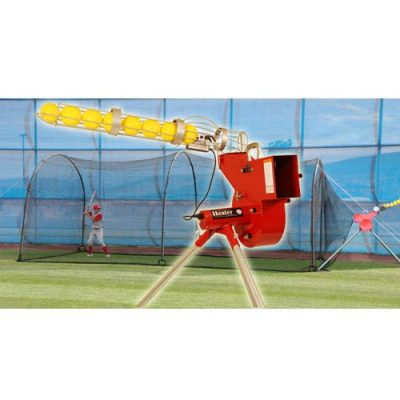 Heater Combo Softball & Baseball Pitching Machine