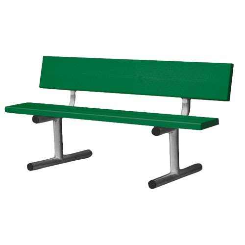 Green Bullpen Bench Tennis Bench