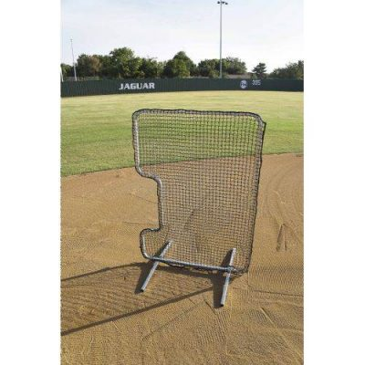 Pitchers Screen C Shape Screen