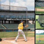 Oversized Team Baseball Screens & Wheel Kits