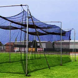 Our Most Popular Pro Batting Cage Frame In 55' & 70' Models