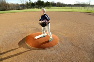 6 Inch Stride-Off Portable Mound