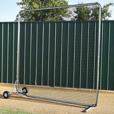 Oversized Pro Baseball Screens With Wheel Kit - Baseball Screens