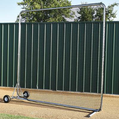 Oversized Pro Baseball Screens With Wheel Kit