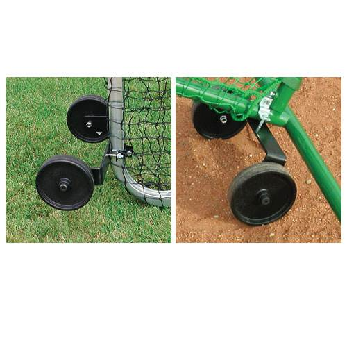 Baseball Screen Wheels Kit Fits Most