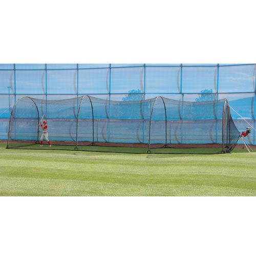 Xtender Backyard Batting Cage In 24', 30', & 36' Sections