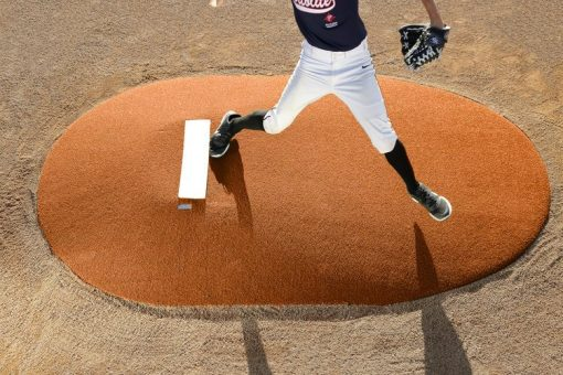 10 Inch Portable Pitching Mound - Full Game Mound