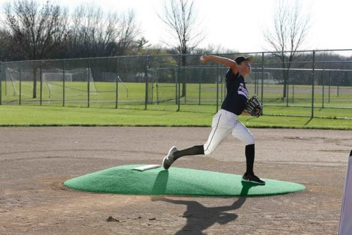 10 Inch Portable Mound With Astroturf | Game Mound