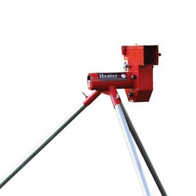 Heater Pitching Machine Without Auto Ball Feeder