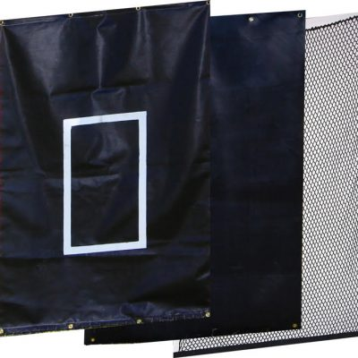 Vinyl Backstop Rubber Backstop Net Backstop