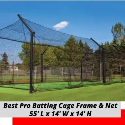 Best Pro Batting Cage 55x14