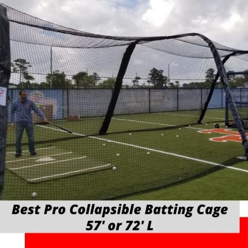 Best Pro Collapsible Batting Cage