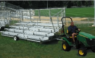 transportable bleacher seating grandstand seating