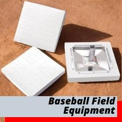 Baseball Field Equipment Bases Home Plates Carts Caddies Sports Equipment Box Pitching Mounds Turf Pieces