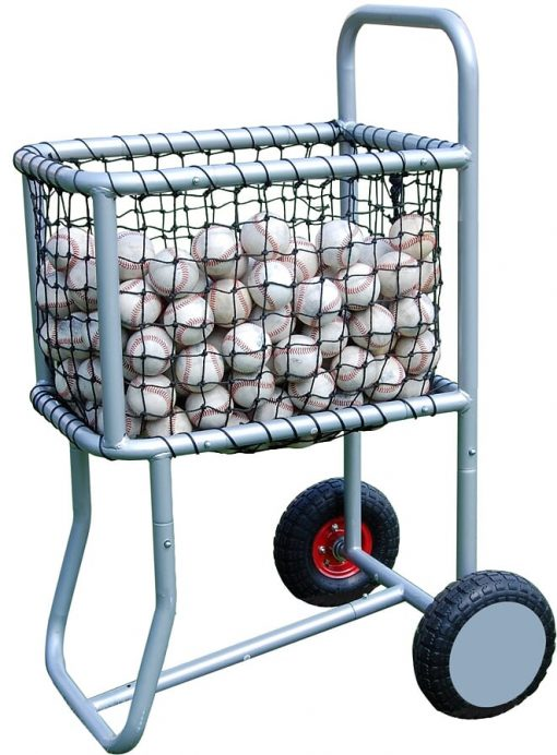 Pro Style Ball Cart With Wheel Armor