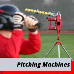 Baseball Softball Pitching Machines Batting Hitting Training