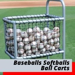 Baseball Carts Baseballs & Softballs