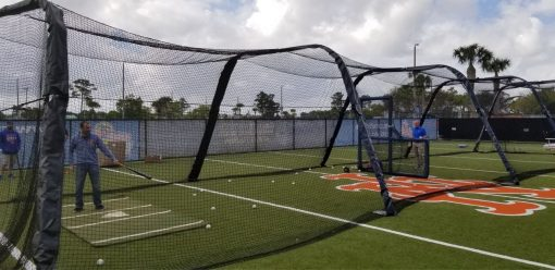 Pro Collapsible Indoor Outdoor Batting Cage
