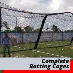 Complete Pro Batting Cages