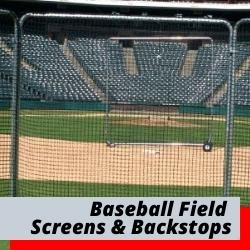 Baseball & Portable Backstops