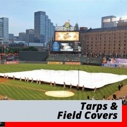 Baseball Tarps Infield Covers & Weighted Tarps
