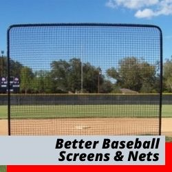 Our Better Batting Screens L Screens